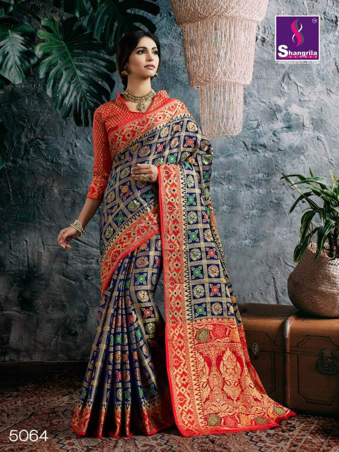 Shangrila Bahurani silk collection 6