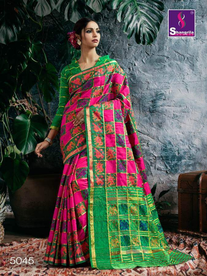 Shangrila Nupur Silk collection 1