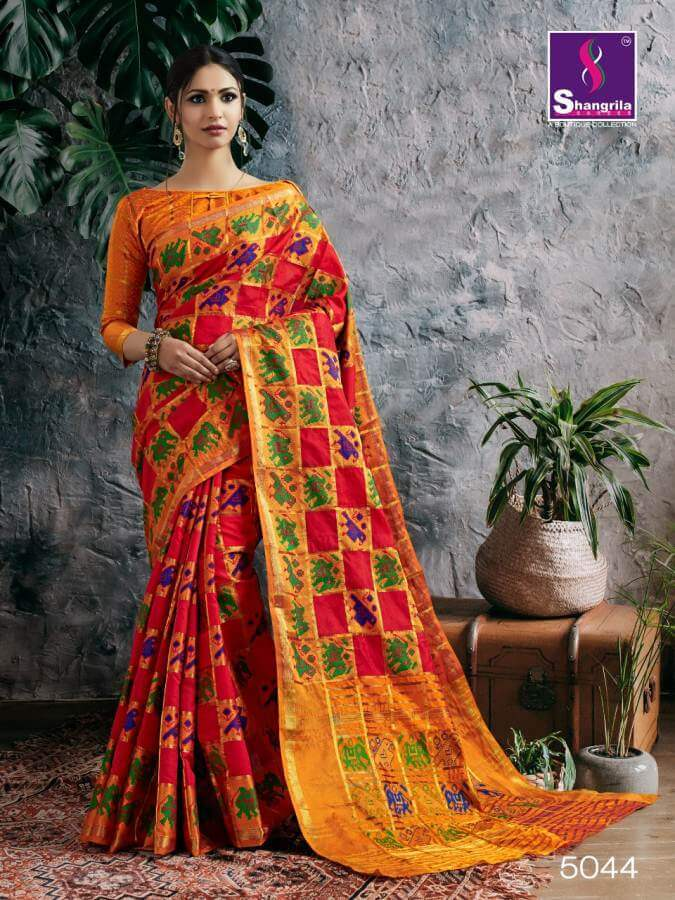 Shangrila Nupur Silk collection 2