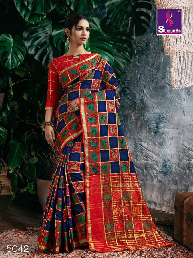 Shangrila Nupur Silk collection 4