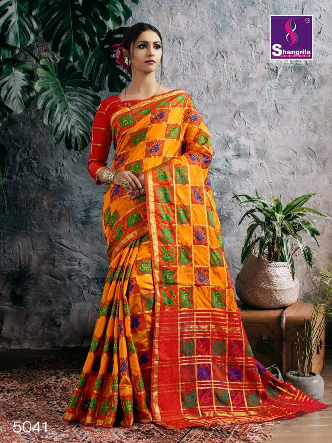 Shangrila Nupur Silk collection 5