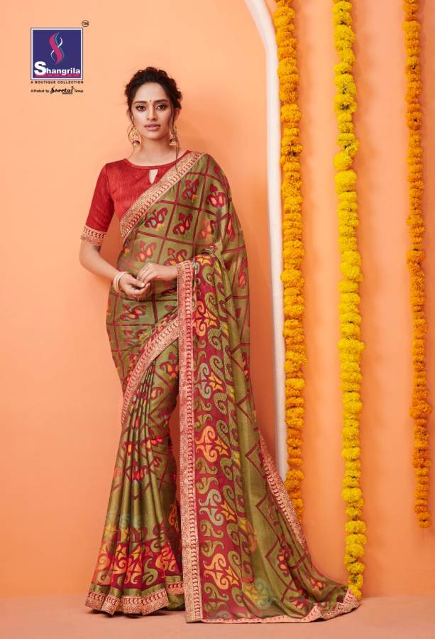 Shangrila Rajni Brasso collection 7