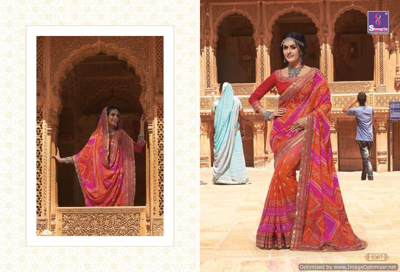 Shangrila The Royal Bandhej 3 collection 9