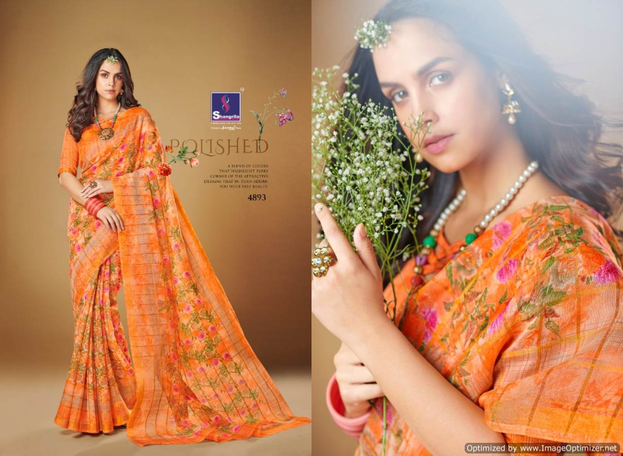 Shangrilla Kajal Linen collection 1