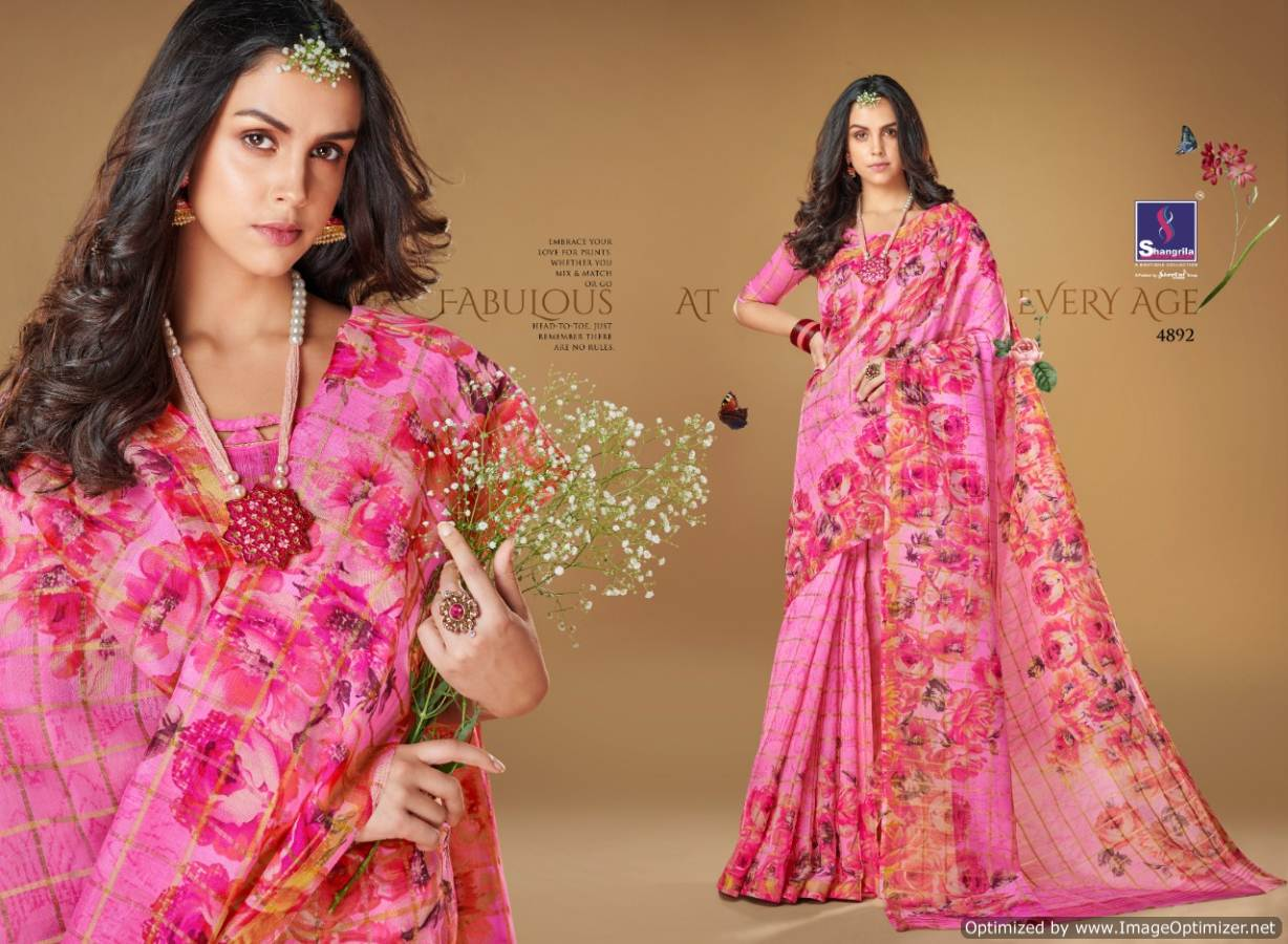 Shangrilla Kajal Linen collection 5