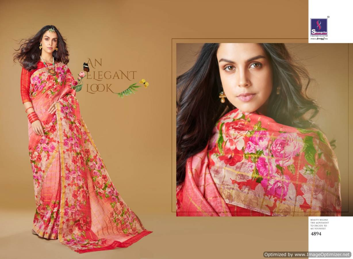 Shangrilla Kajal Linen collection 7