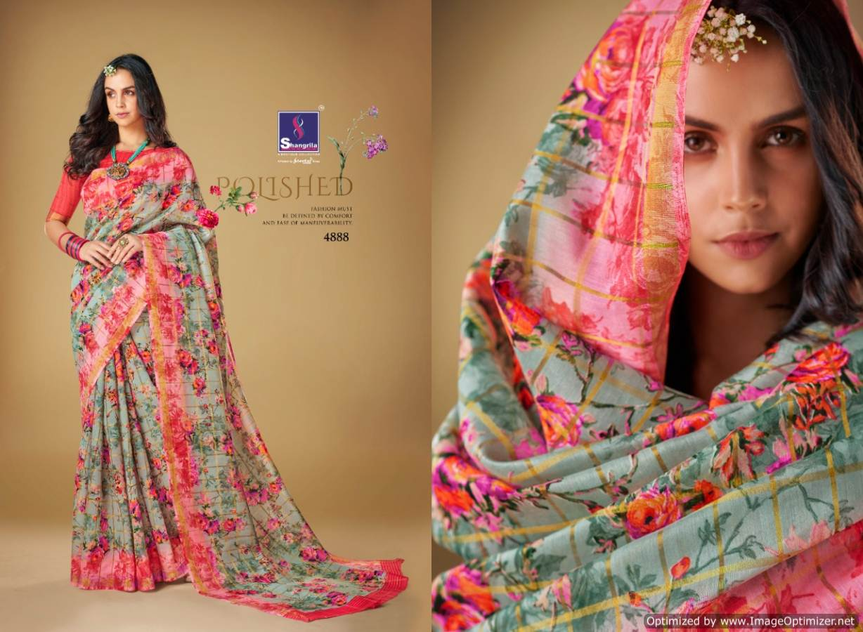 Shangrilla Kajal Linen collection 13