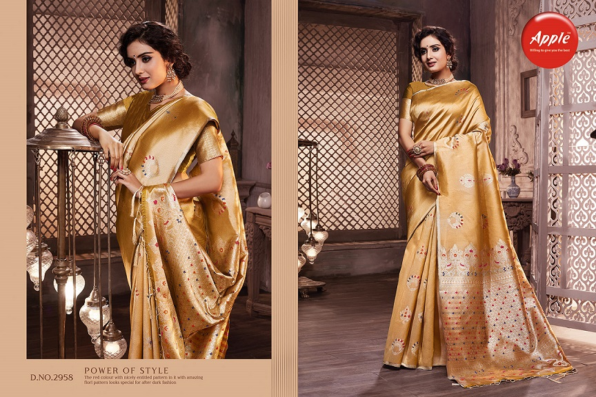 Apple Ghoomar 2 collection 3