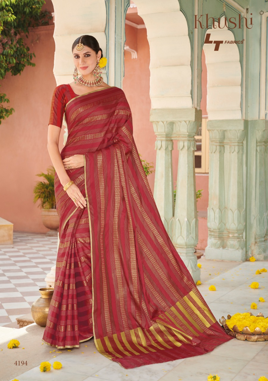 Lt Fabric Khushi collection 8