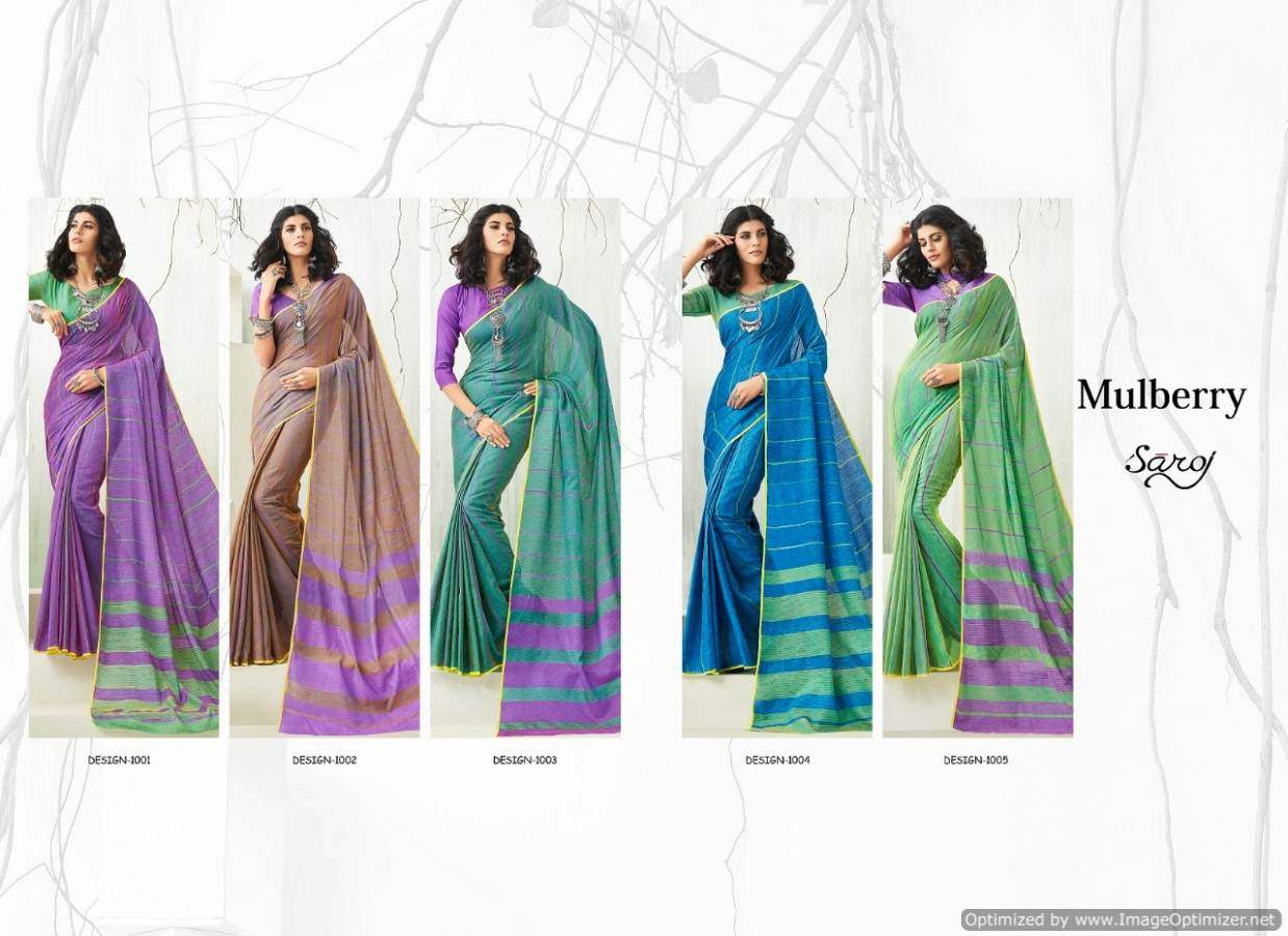 Saroj Mulberry collection 2