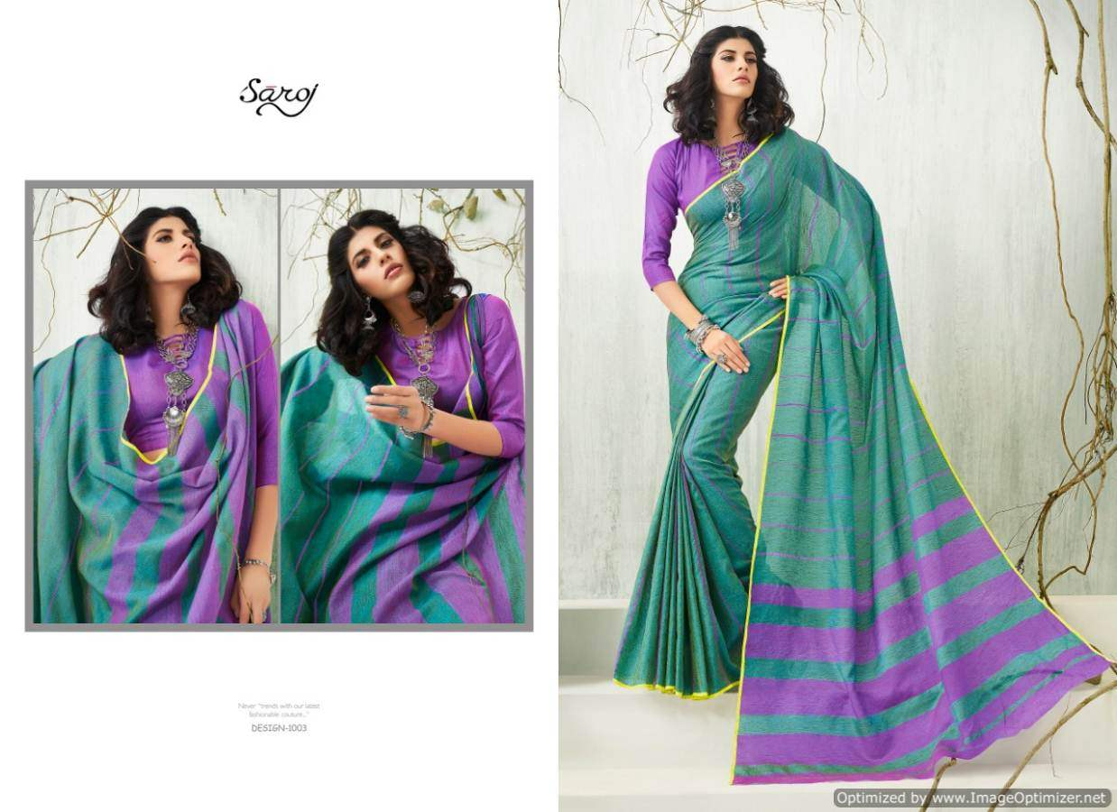 Saroj Mulberry collection 4