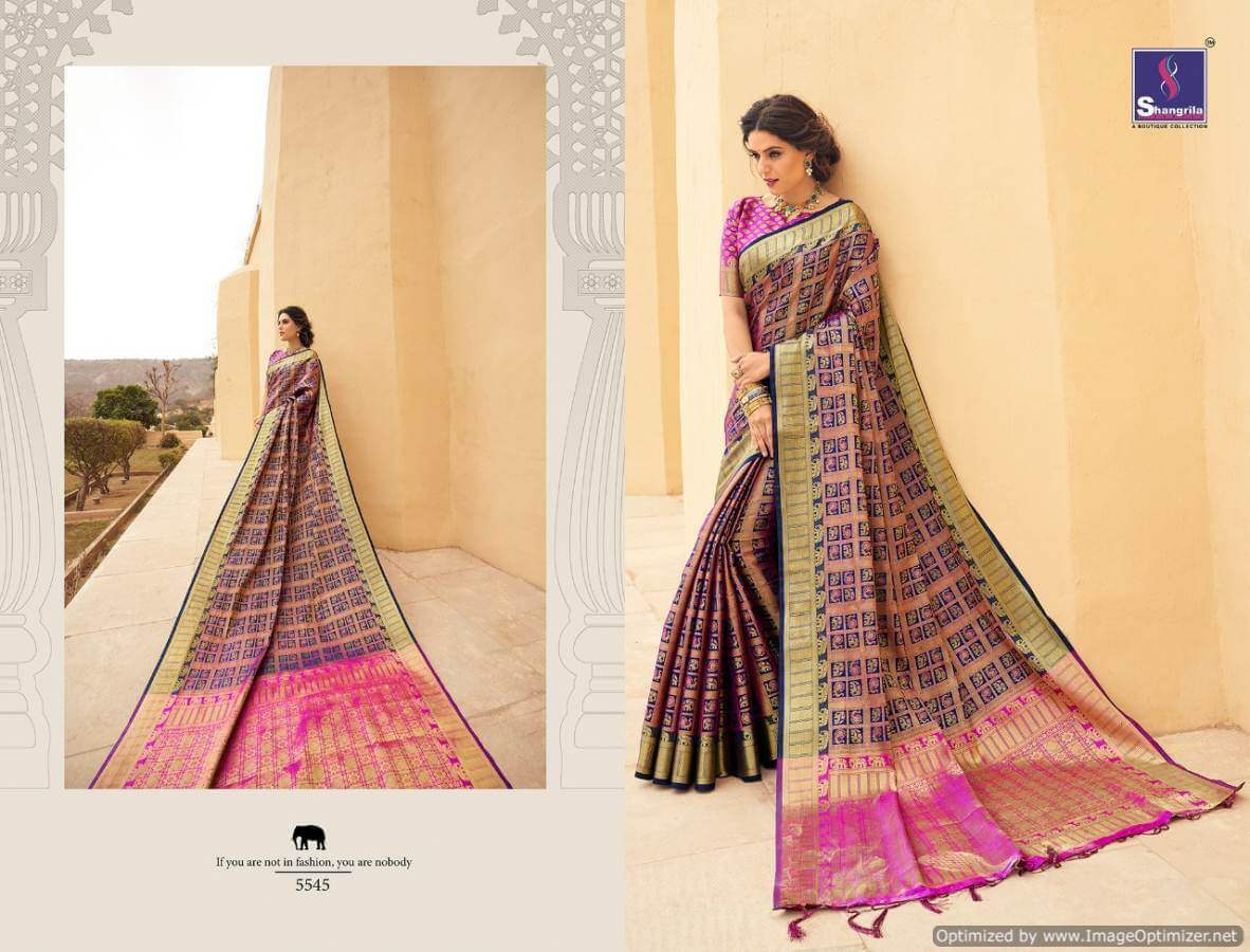 Shangrila Mahakantha silk collection 4