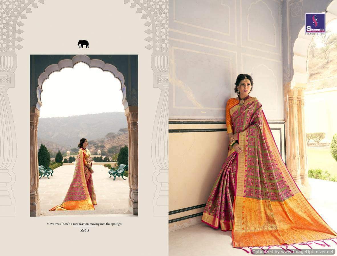 Shangrila Mahakantha silk collection 2
