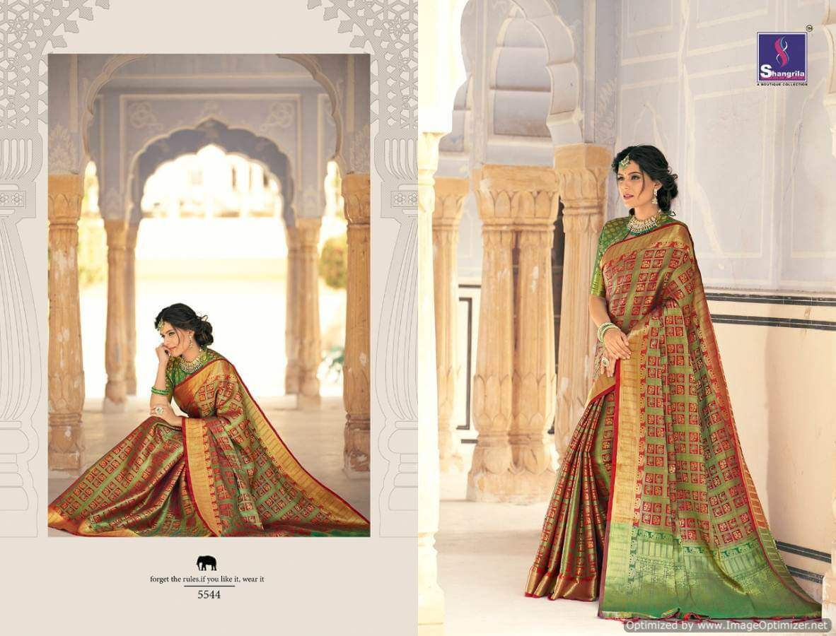 Shangrila Mahakantha silk collection 6