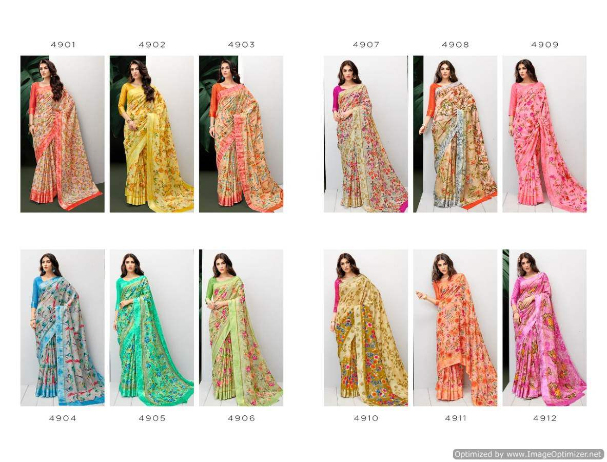 Shangrila Rayesha Cotton collection 9