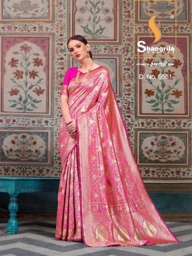 Shangrila Samyra Silk collection 7