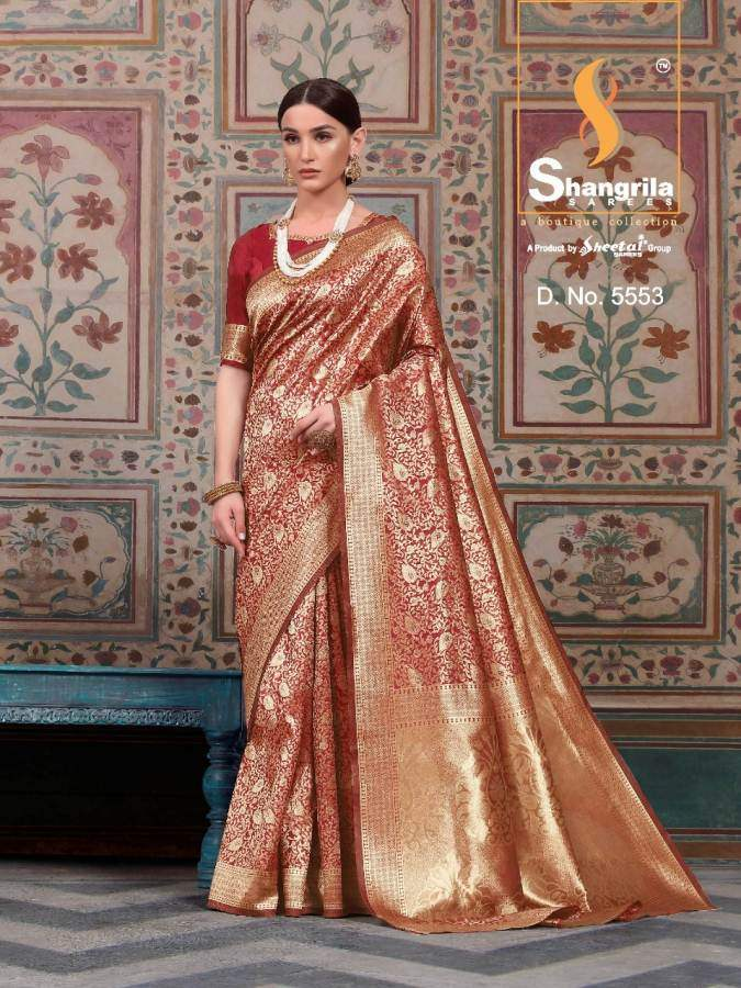 Shangrila Samyra Silk collection 5