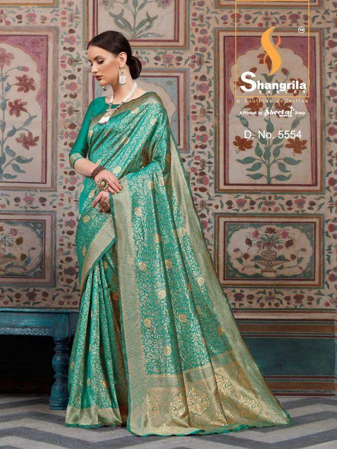 Shangrila Samyra Silk collection 4
