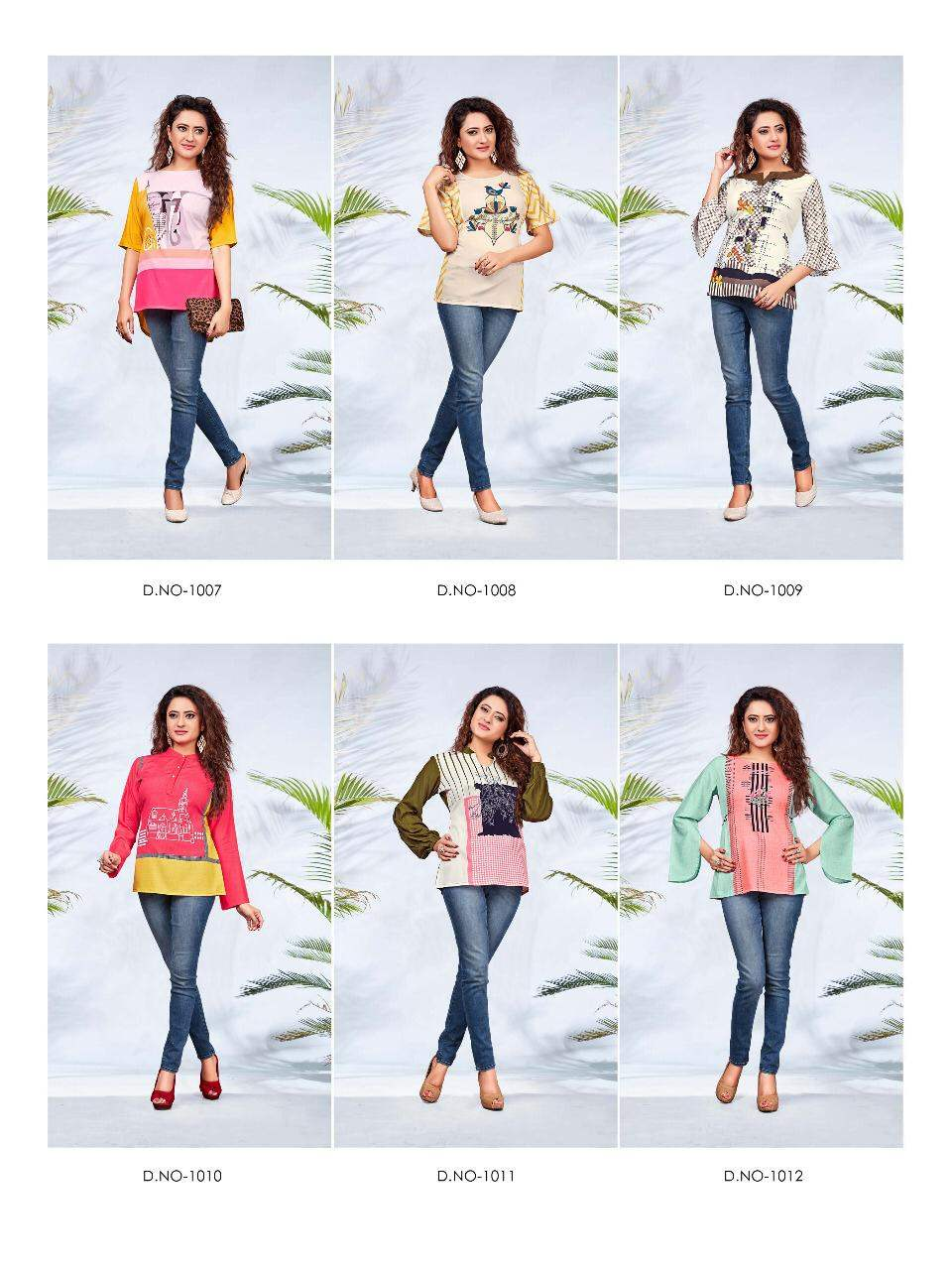 12 Angel Girlish collection 1