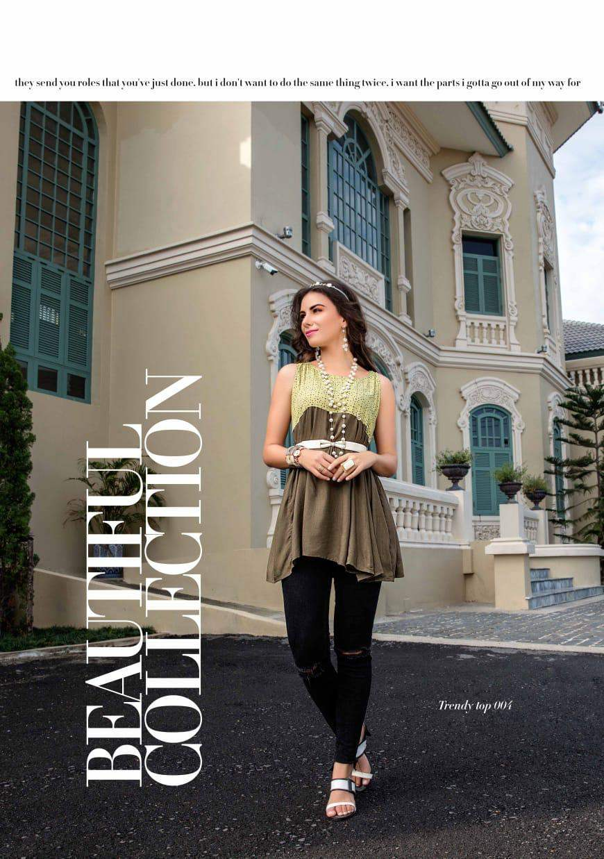 Kiana Trendy Top collection 2