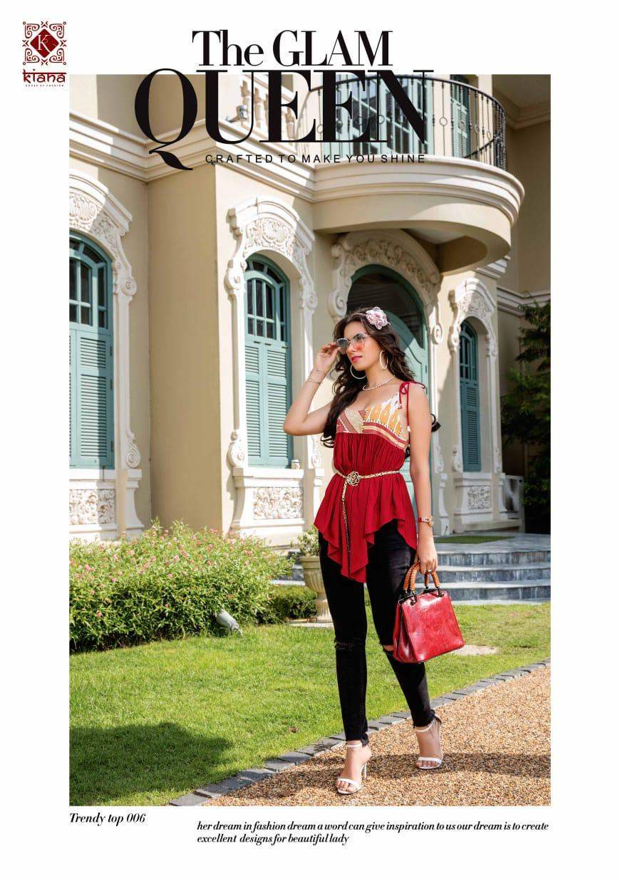 Kiana Trendy Top collection 4