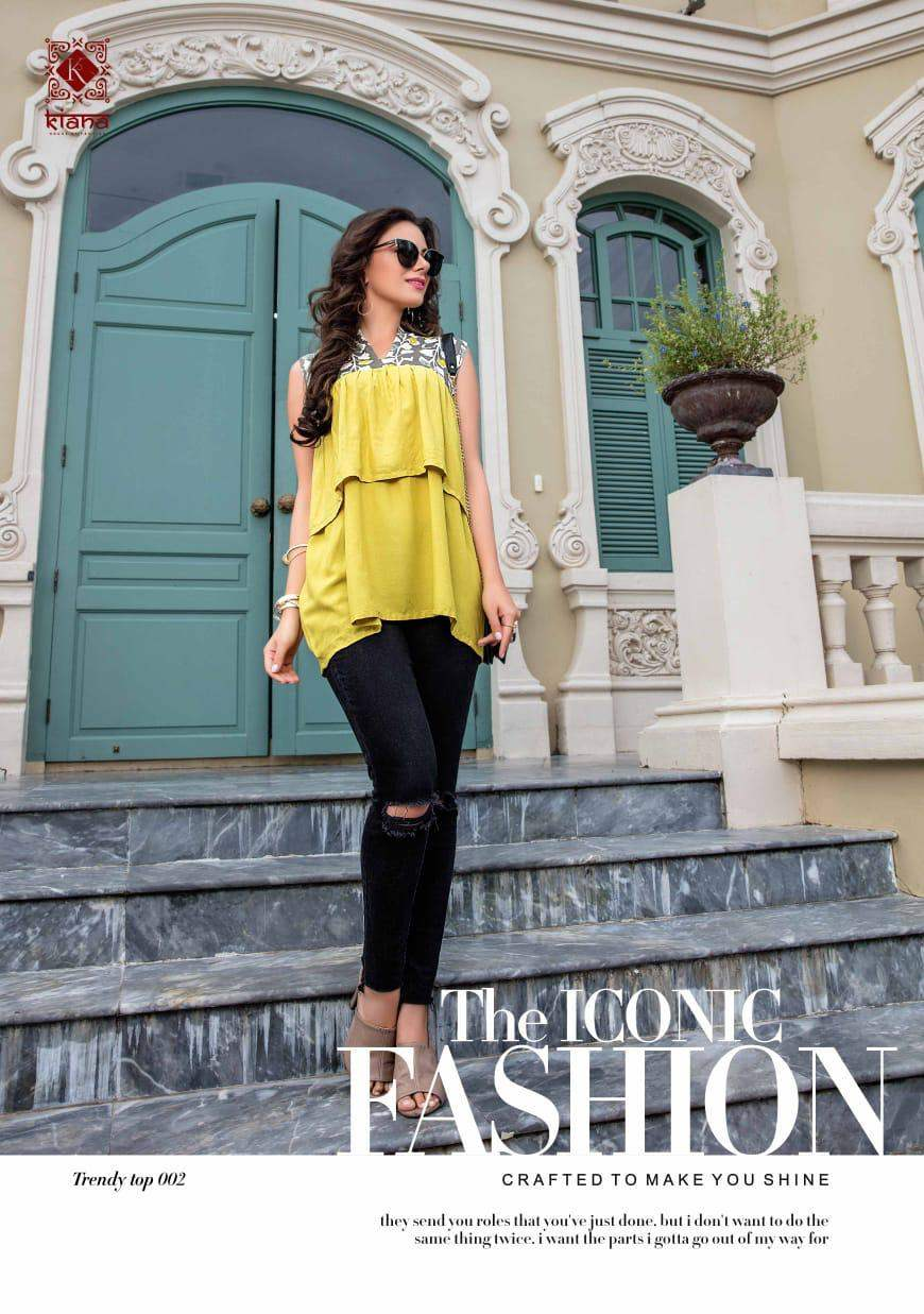Kiana Trendy Top collection 7
