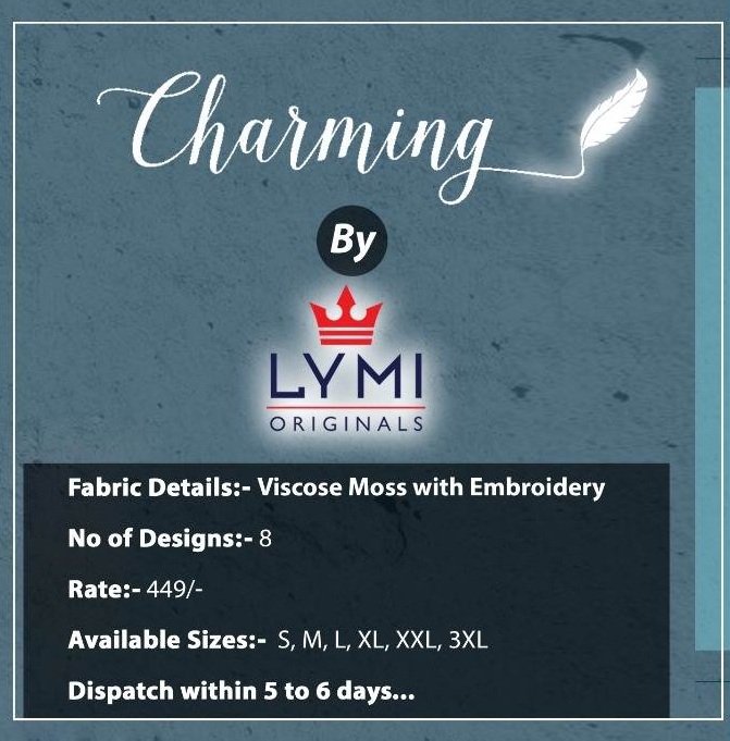 Lymi Charming collection 1
