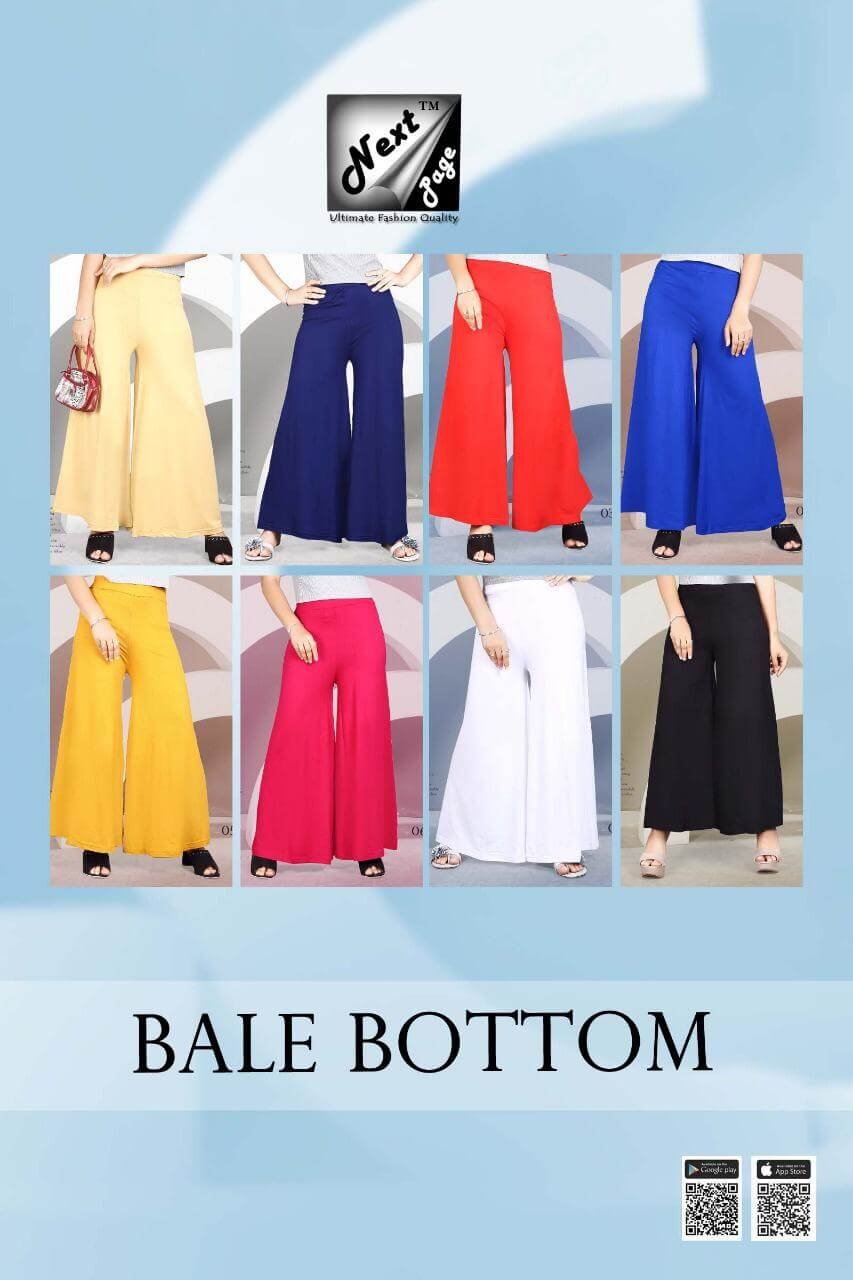 Next Page Bale Bottom collection 7