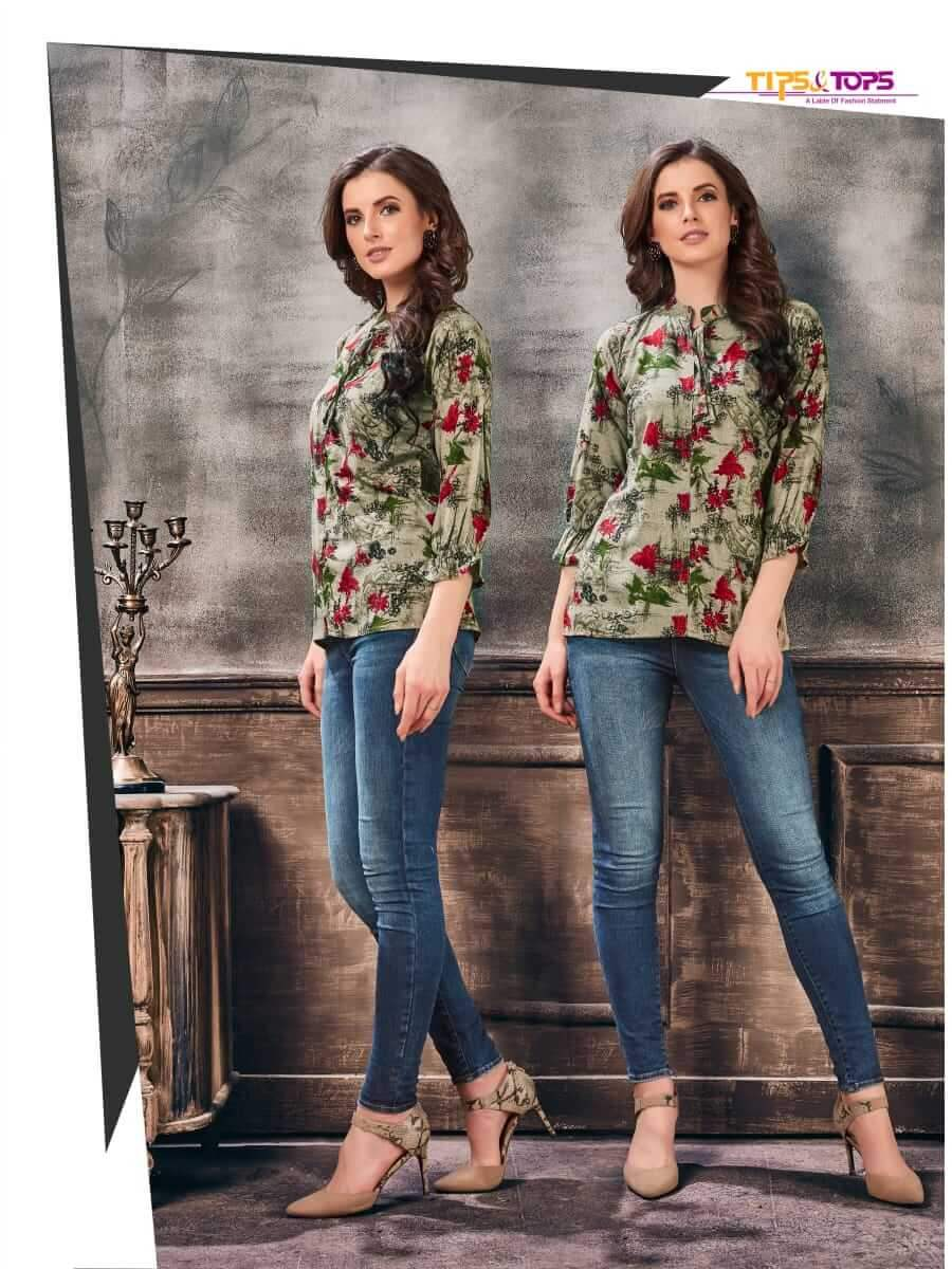Tips And Tops Peony collection 4