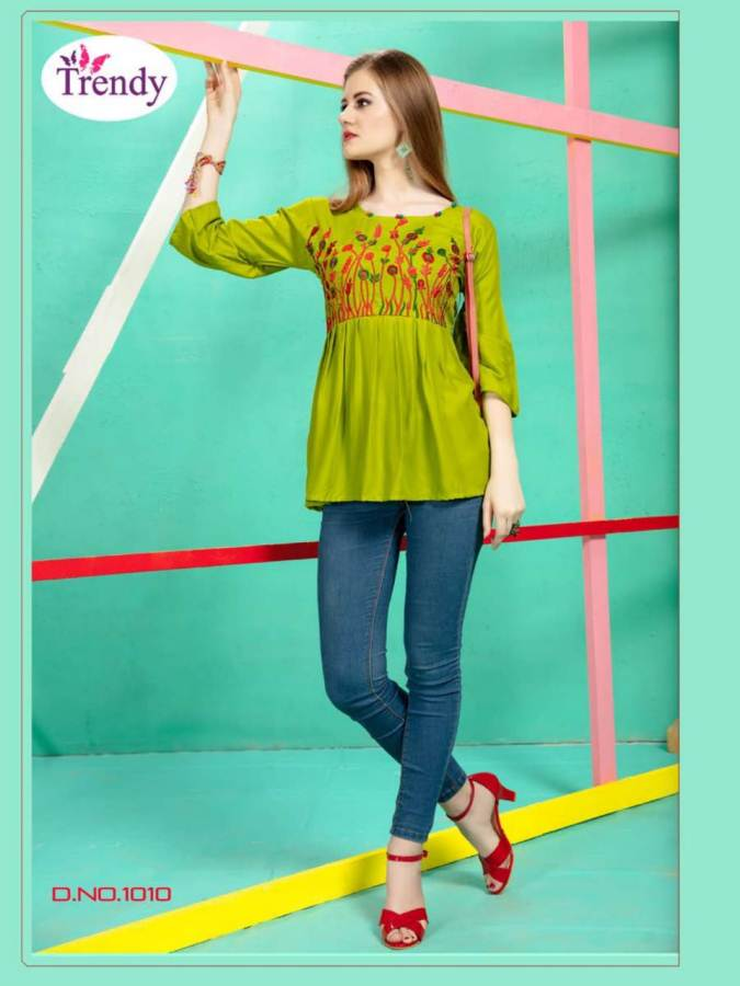 Trendy Amyraa collection 9