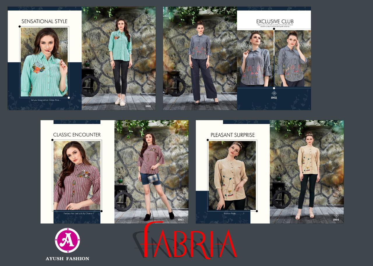 Ayush Fabria collection 2