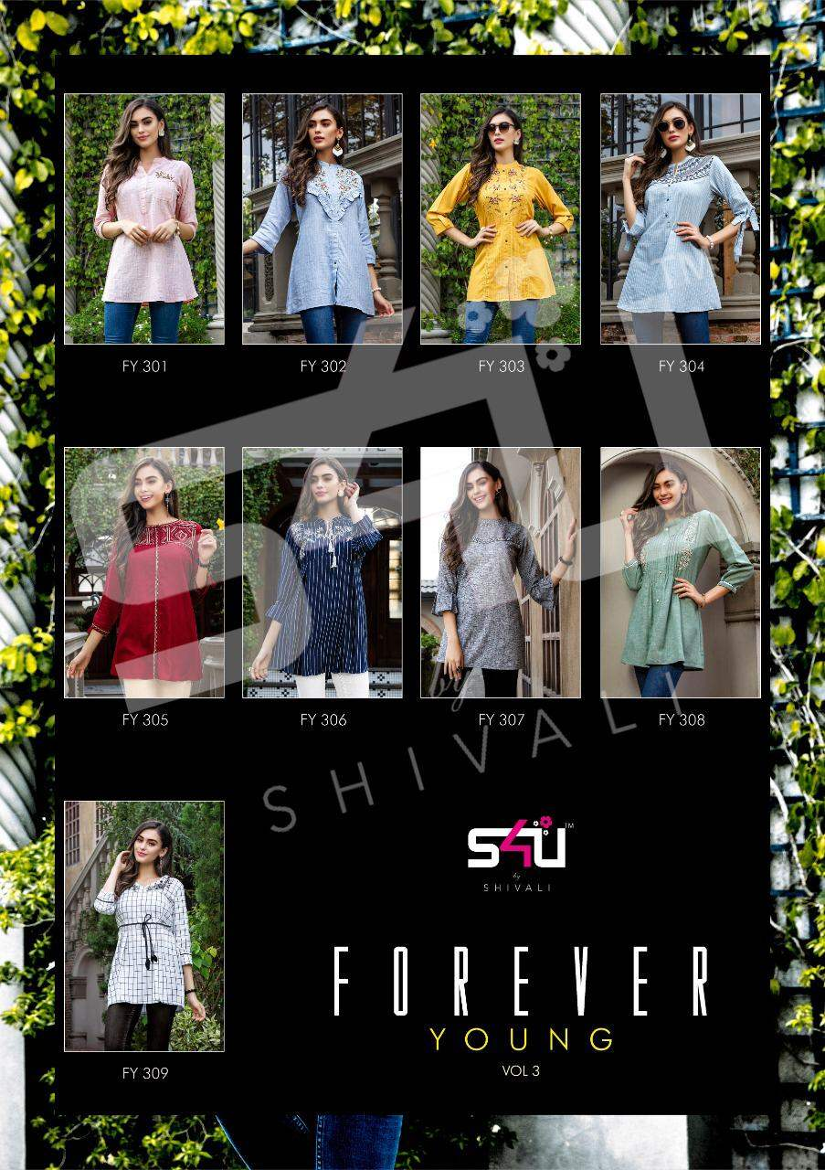 Forever Young 3 collection 2