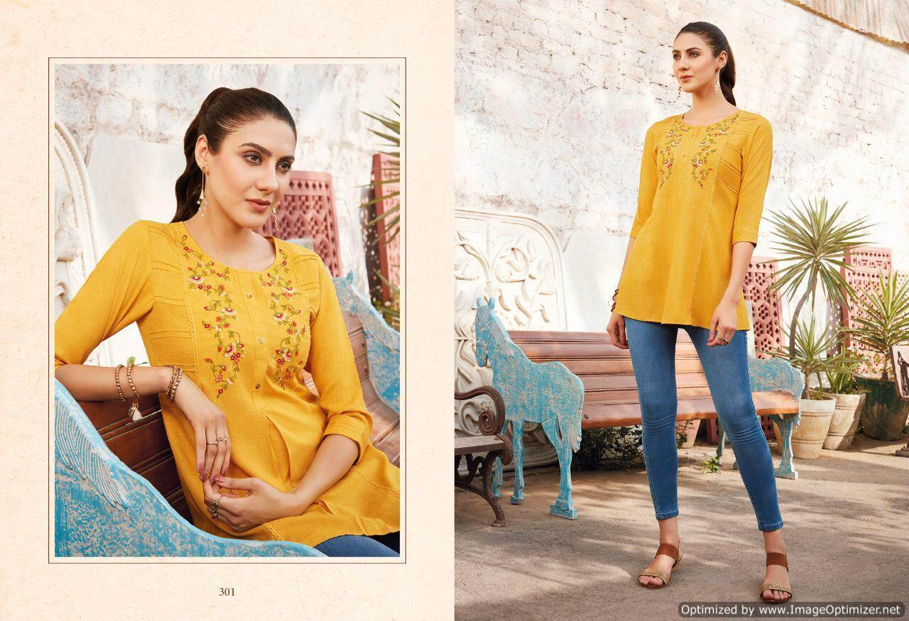Lt Essentials 3 Rayon Western Short Tops New Collection collection 12