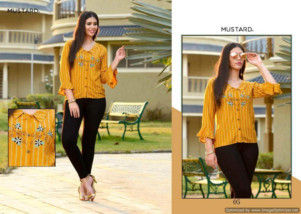 Mustard Lines collection 3