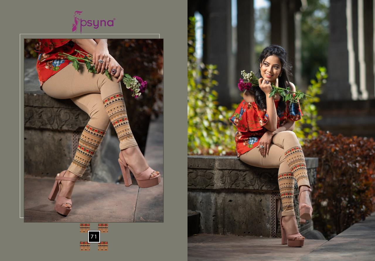 Psyna Printed Leggings collection 10
