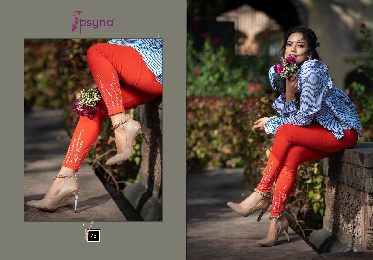 Psyna Printed Leggings collection 9