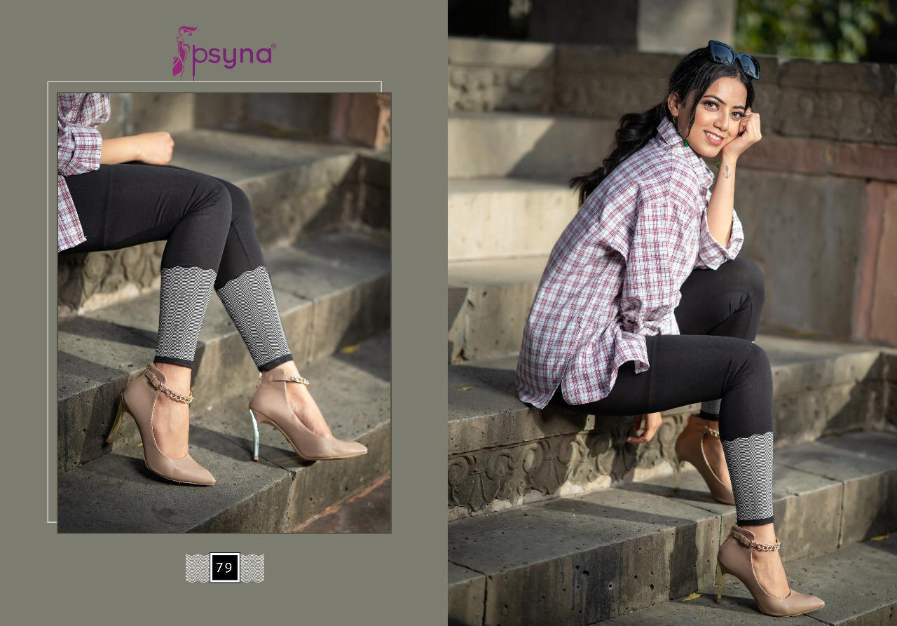 Psyna Printed Leggings collection 7