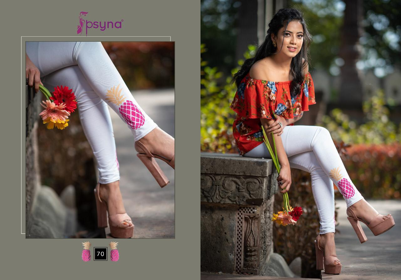 Psyna Printed Leggings collection 2