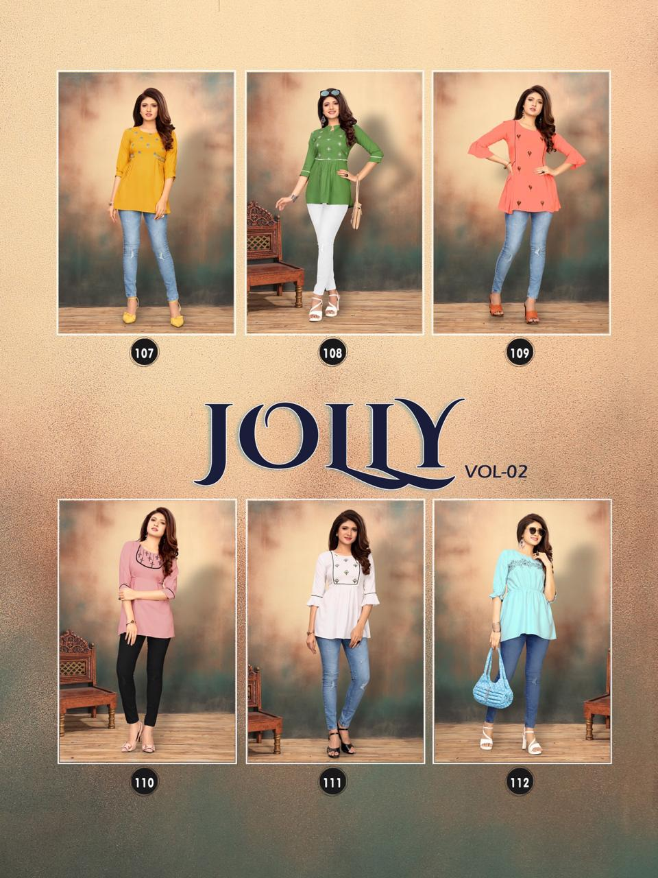 Rt Jolly Vol 2 collection 4