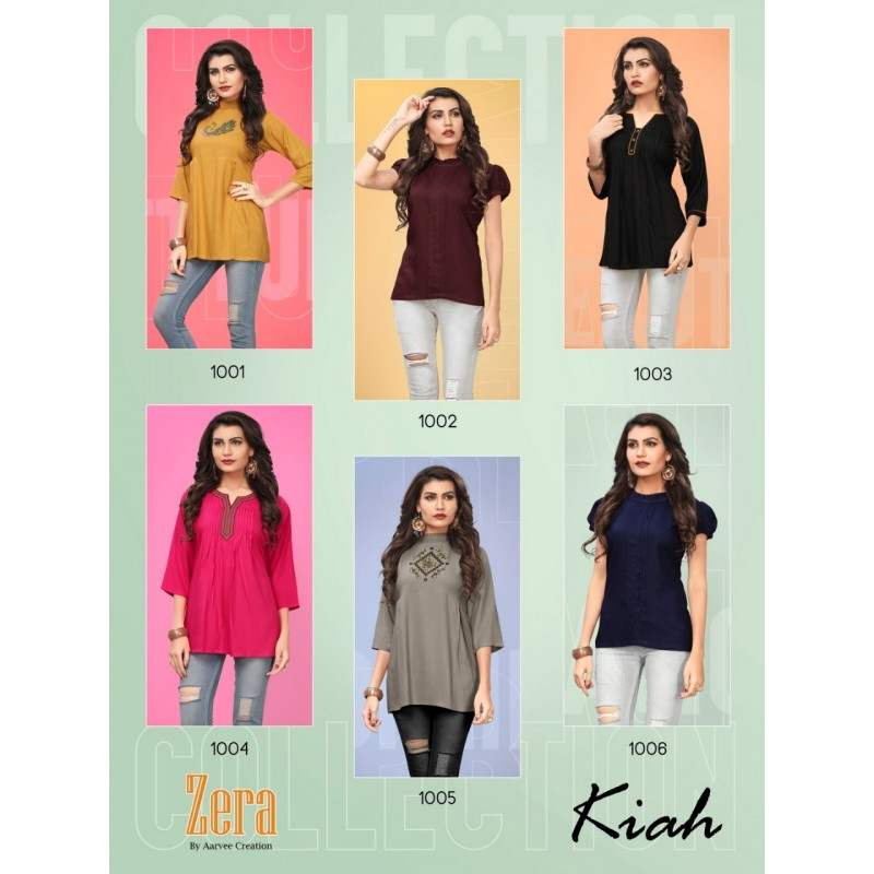 Zera Kiah collection 5